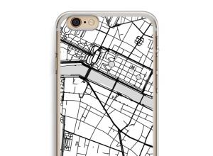 Pon un mapa de ciudad en tu funda para iPhone 6 PLUS / 6S PLUS