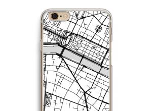 Pon un mapa de ciudad en tu funda para iPhone 6 / 6S