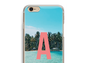 Diseña tu propia funda monograma para iPhone 6 / 6S