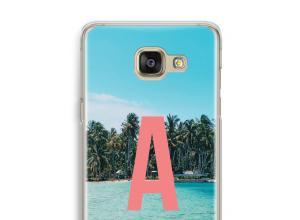 Diseña tu propia funda monograma para Galaxy A5 (2016)