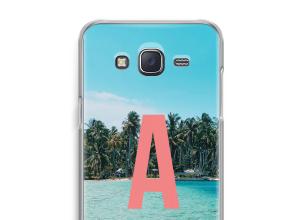 Diseña tu propia funda monograma para Galaxy J5 (2015)