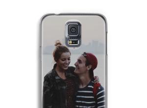 Crea tu propia funda para Galaxy S5