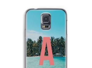 Diseña tu propia funda monograma para Galaxy S5
