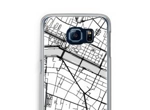 Pon un mapa de ciudad en tu funda para Galaxy S6