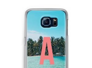 Diseña tu propia funda monograma para Galaxy S6