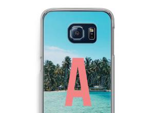 Diseña tu propia funda monograma para Galaxy S6 Edge