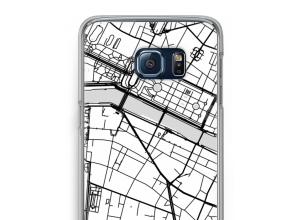 Pon un mapa de ciudad en tu funda para Galaxy S6 Edge Plus