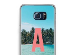 Diseña tu propia funda monograma para Galaxy S6 Edge Plus