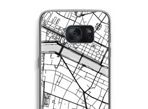 Pon un mapa de ciudad en tu funda para Galaxy S7