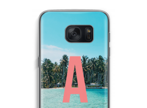 Diseña tu propia funda monograma para Galaxy S7
