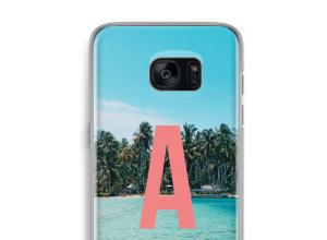 Diseña tu propia funda monograma para Galaxy S7 Edge