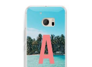 Diseña tu propia funda monograma para HTC 10
