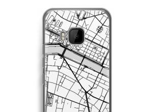 Pon un mapa de ciudad en tu funda para One M9