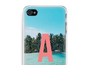 Diseña tu propia funda monograma para iPhone 4 / 4S