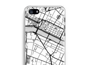 Pon un mapa de ciudad en tu funda para iPhone 5 / 5S / SE