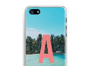 Diseña tu propia funda monograma para iPhone 5 / 5S / SE