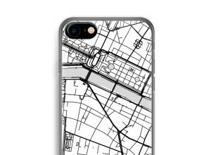 Pon un mapa de ciudad en tu funda para iPhone 7
