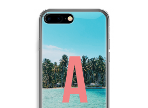 Diseña tu propia funda monograma para iPhone 7 PLUS