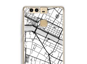 Pon un mapa de ciudad en tu funda para Ascend P9