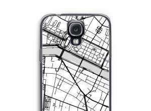Pon un mapa de ciudad en tu funda para Galaxy S4