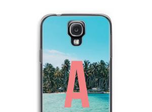 Diseña tu propia funda monograma para Galaxy S4