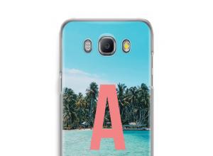 Diseña tu propia funda monograma para Galaxy J5 (2016)