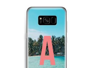 Diseña tu propia funda monograma para Galaxy S8