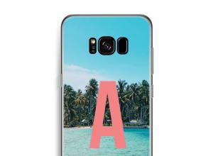 Diseña tu propia funda monograma para Galaxy S8 Plus
