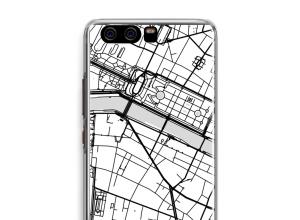 Pon un mapa de ciudad en tu funda para Ascend P10