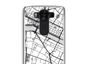 Pon un mapa de ciudad en tu funda para V10