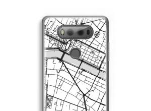Pon un mapa de ciudad en tu funda para V20
