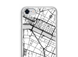 Pon un mapa de ciudad en tu funda para iPhone 8