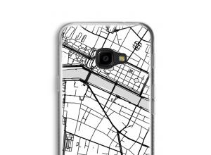 Pon un mapa de ciudad en tu funda para Galaxy XCover 4