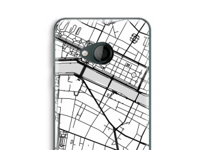 Pon un mapa de ciudad en tu funda para U Play