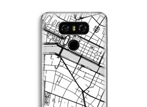 Pon un mapa de ciudad en tu funda para G6