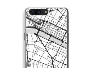 Pon un mapa de ciudad en tu funda para OnePlus 5