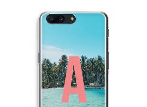 Diseña tu propia funda monograma para OnePlus 5