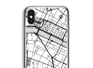 Pon un mapa de ciudad en tu funda para iPhone X