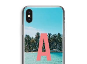 Diseña tu propia funda monograma para iPhone X