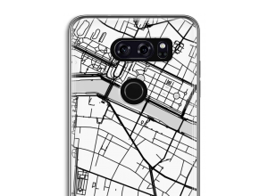 Pon un mapa de ciudad en tu funda para V30