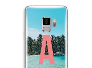 Diseña tu propia funda monograma para Galaxy S9