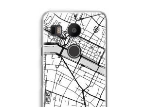 Pon un mapa de ciudad en tu funda para Nexus 5X