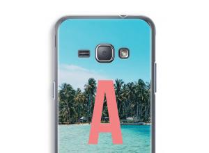 Diseña tu propia funda monograma para Galaxy J1 (2016)