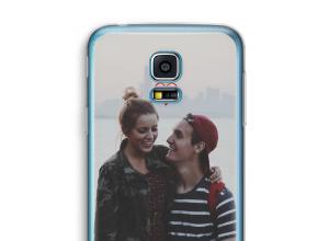 Crea tu propia funda para Galaxy S5 mini