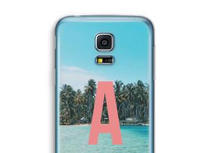 Diseña tu propia funda monograma para Galaxy S5 mini