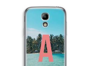 Diseña tu propia funda monograma para Galaxy S4 mini