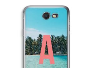 Diseña tu propia funda monograma para Galaxy J7 Prime (2017)