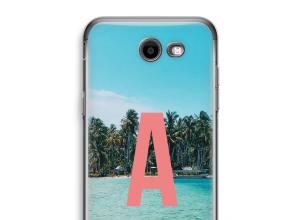 Diseña tu propia funda monograma para Galaxy J3 Prime (2017)