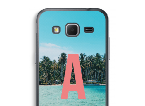 Diseña tu propia funda monograma para Galaxy Core Prime