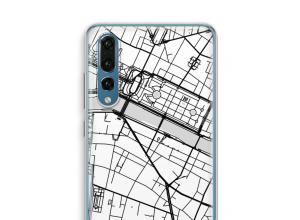 Pon un mapa de ciudad en tu funda para P20 Pro